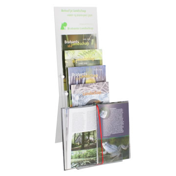 FN114 - Natuurboeken display